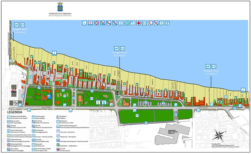 Balneari Marina di Carrara